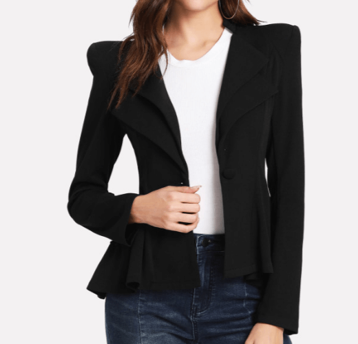 Blazers For Winter | How To Stay Warm and Still Look Cute and Stylish in Winter