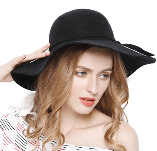 Floppy Hats For Winter  | How To Stay Warm and Still Look Cute and Stylish in Winter