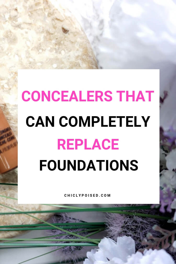 Concealers That Can Replace Foundations