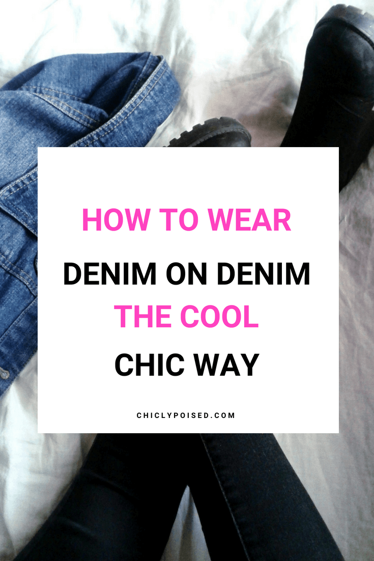 Denim On Denim Cool Stylish Looks