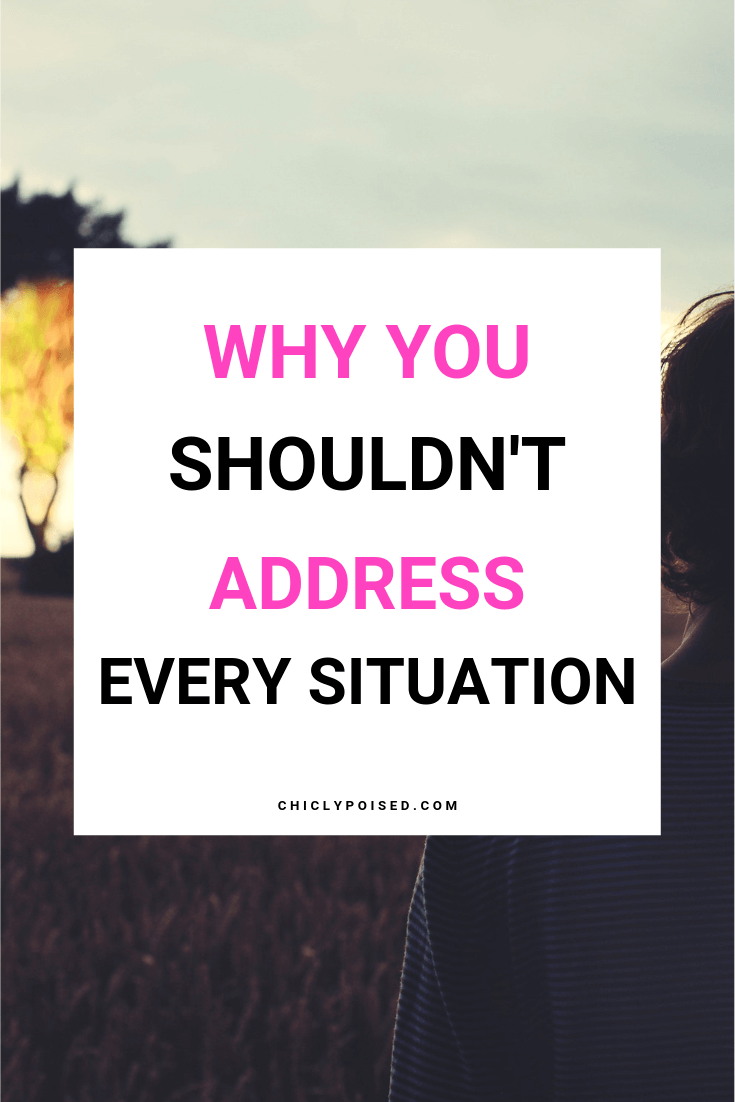 Why You Should Address Every Situation-3