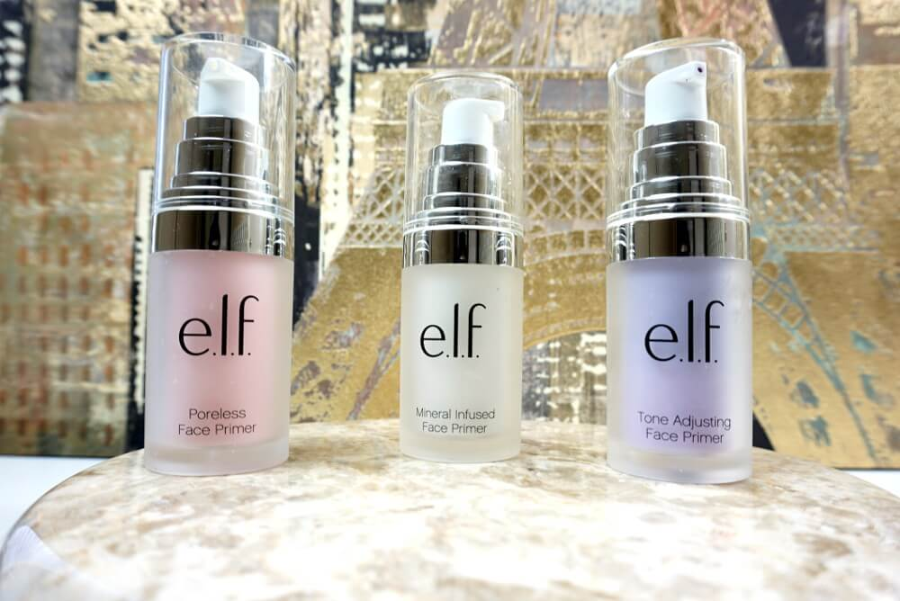Eyes Lips Face E.L.F. - Primers - ELF Cosmetics Is College Budget Friendly | Chiclypoised | Chiclypoised.com