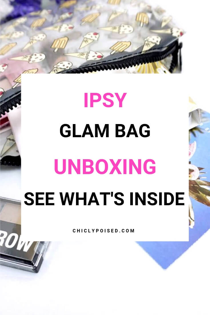 Ipsy Reviews May 2017 Ipsy Glam Bag-2