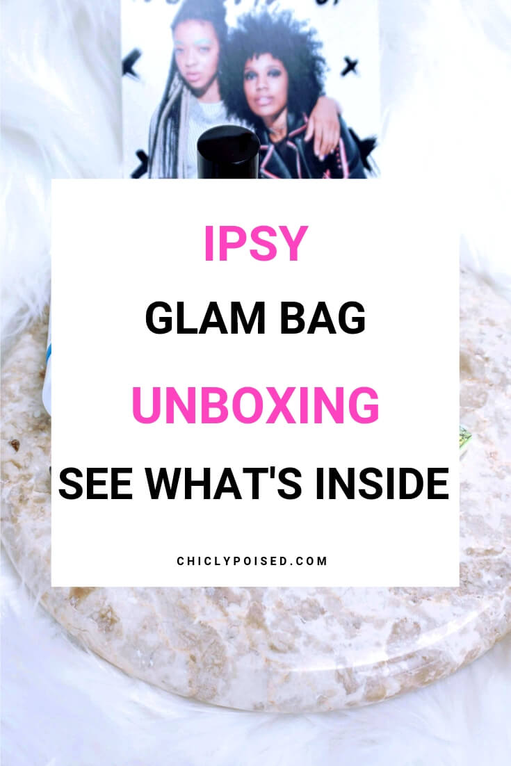 Ipsy Reviews June 2017 Ipsy Glam Bag-2