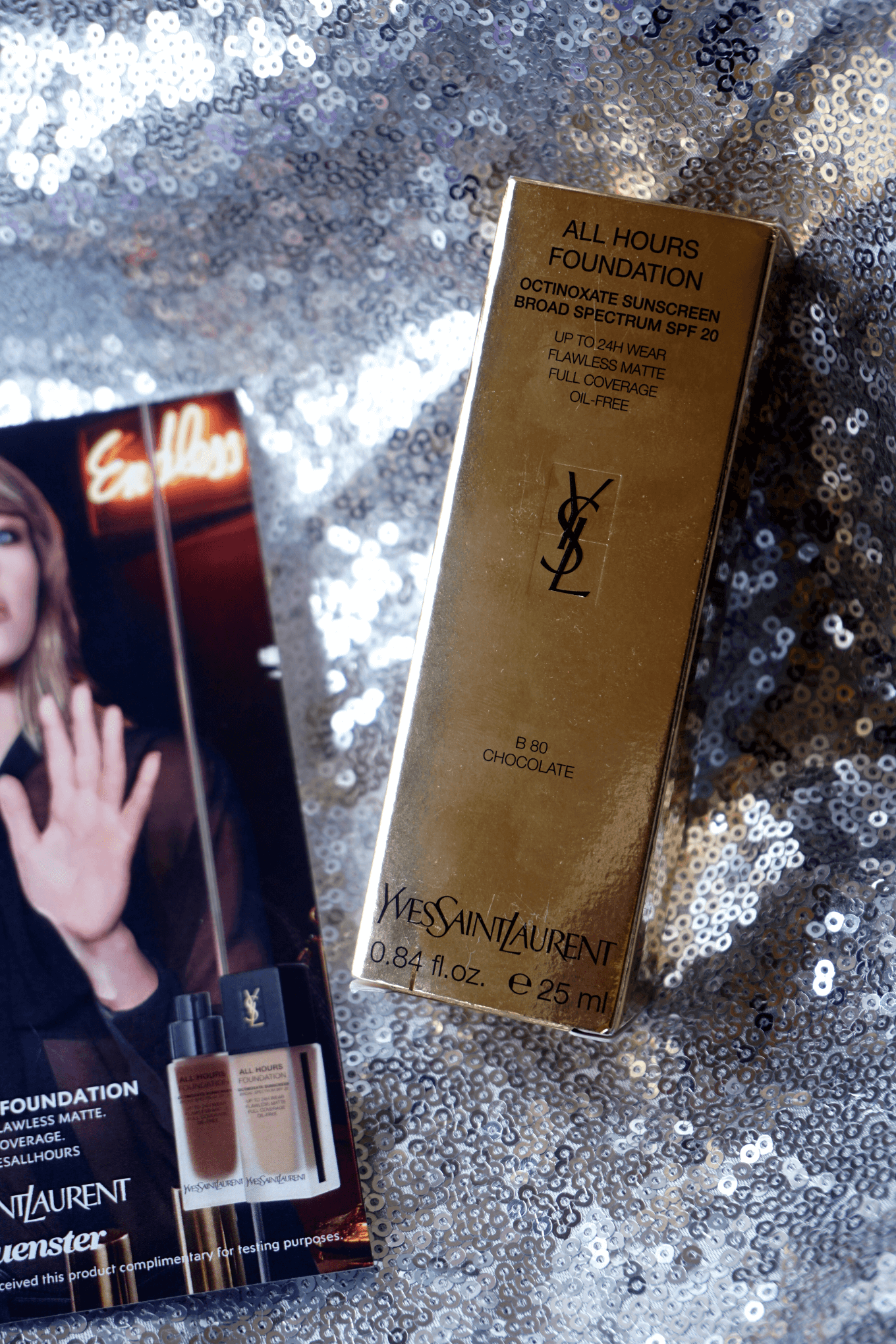 YSL All Hours Foundation Worth it | Chiclypoised | Chiclypoised.com