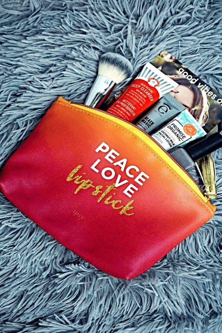 Ipsy Subscription Glam Bag August 2017-1