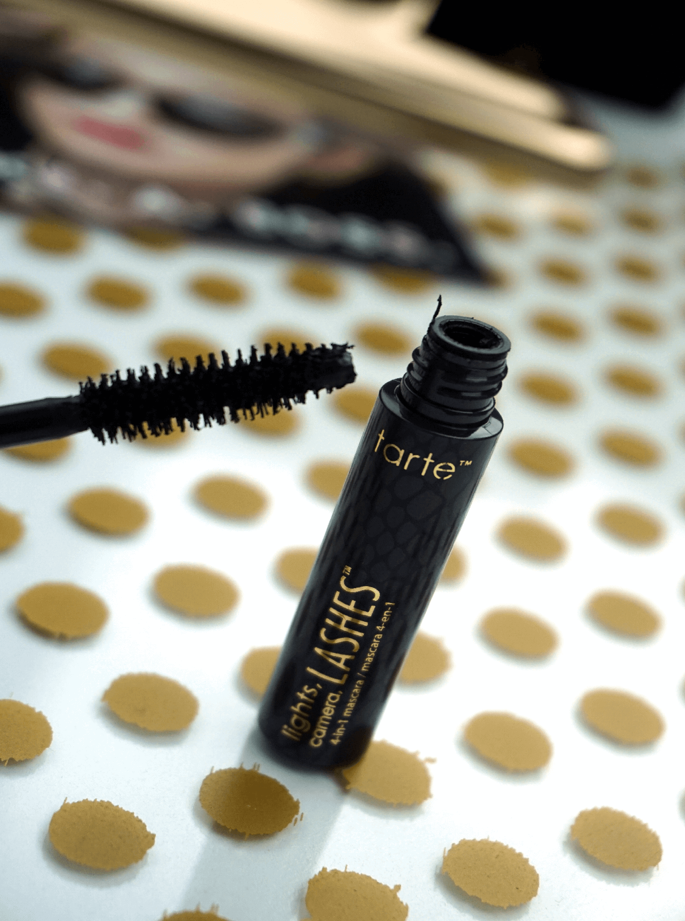 Ipsy Reviews Sepptember 2017 Ipsy Glam Bag   Deluxe lights, camera, lashes™ 4-in-1 mascara by Tarte  Chiclypoised   chiclypoised.com