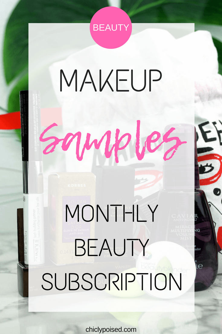 Sephora Play | Chiclypoised | Chiclypoised.com