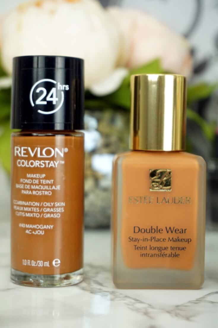Estee Lauder Double Wear Foundation Dupe Under 10 Dollars | Save Money On Makeup | Chiclypoised.com