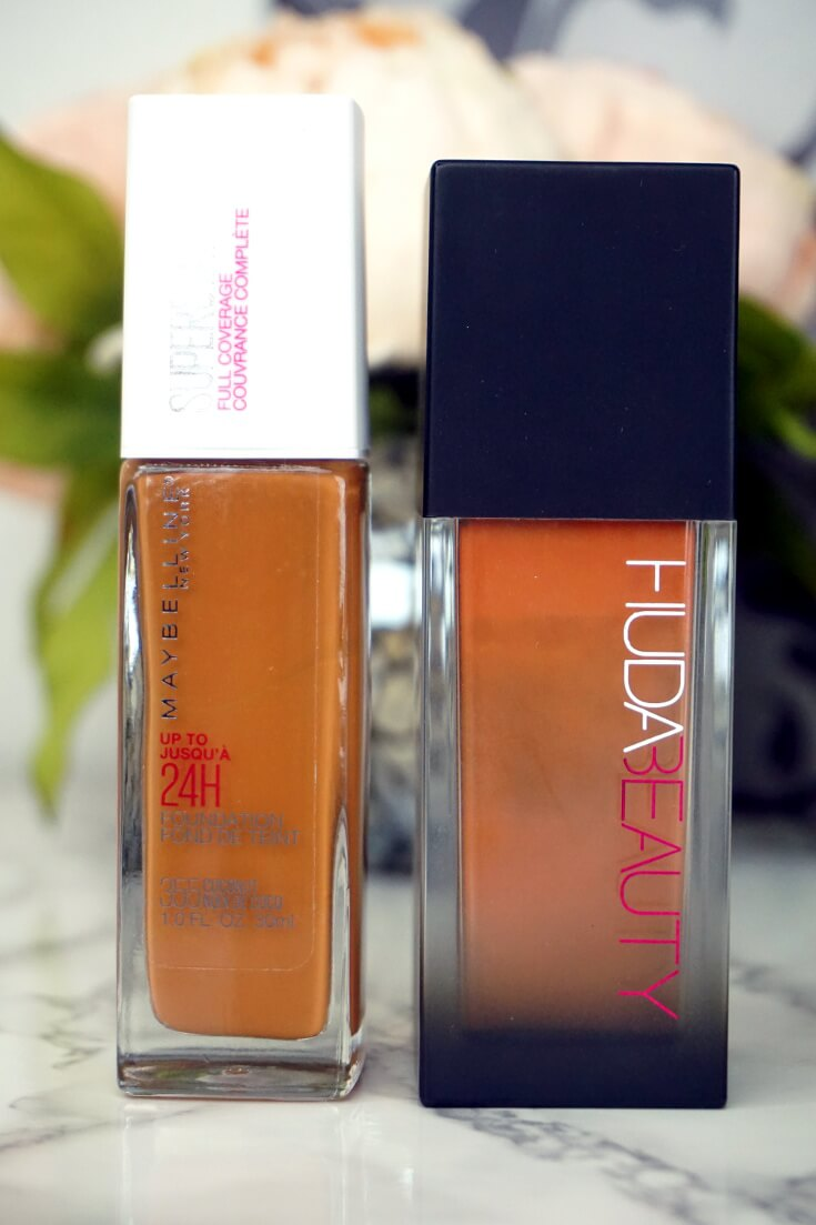 HUDA Beauty FauxFilter Foundation Dupe Under 10 Dollars | Save Money On Makeup | Chiclypoised.com