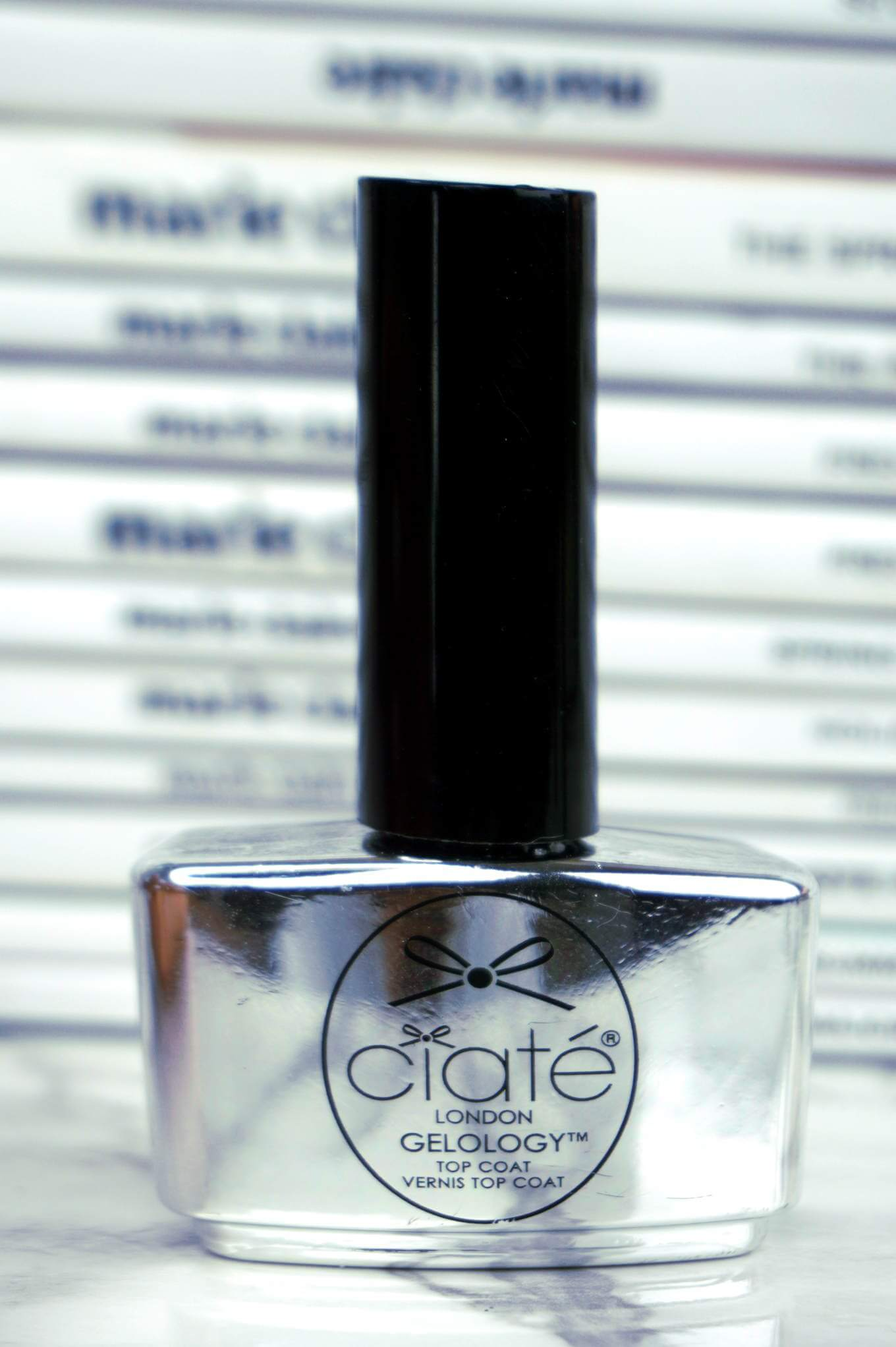 Must Have Products For DIY | Top Coat Ciate Chiclypoised | Chiclypoised.com