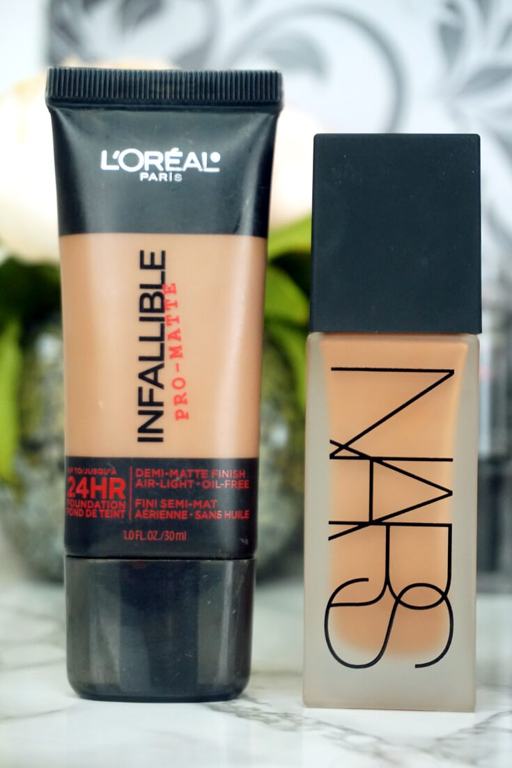 Nars All Day Luminous Foundation Dupe Under 10 Dollars | Save Money On Foundation | Chiclypoised.com