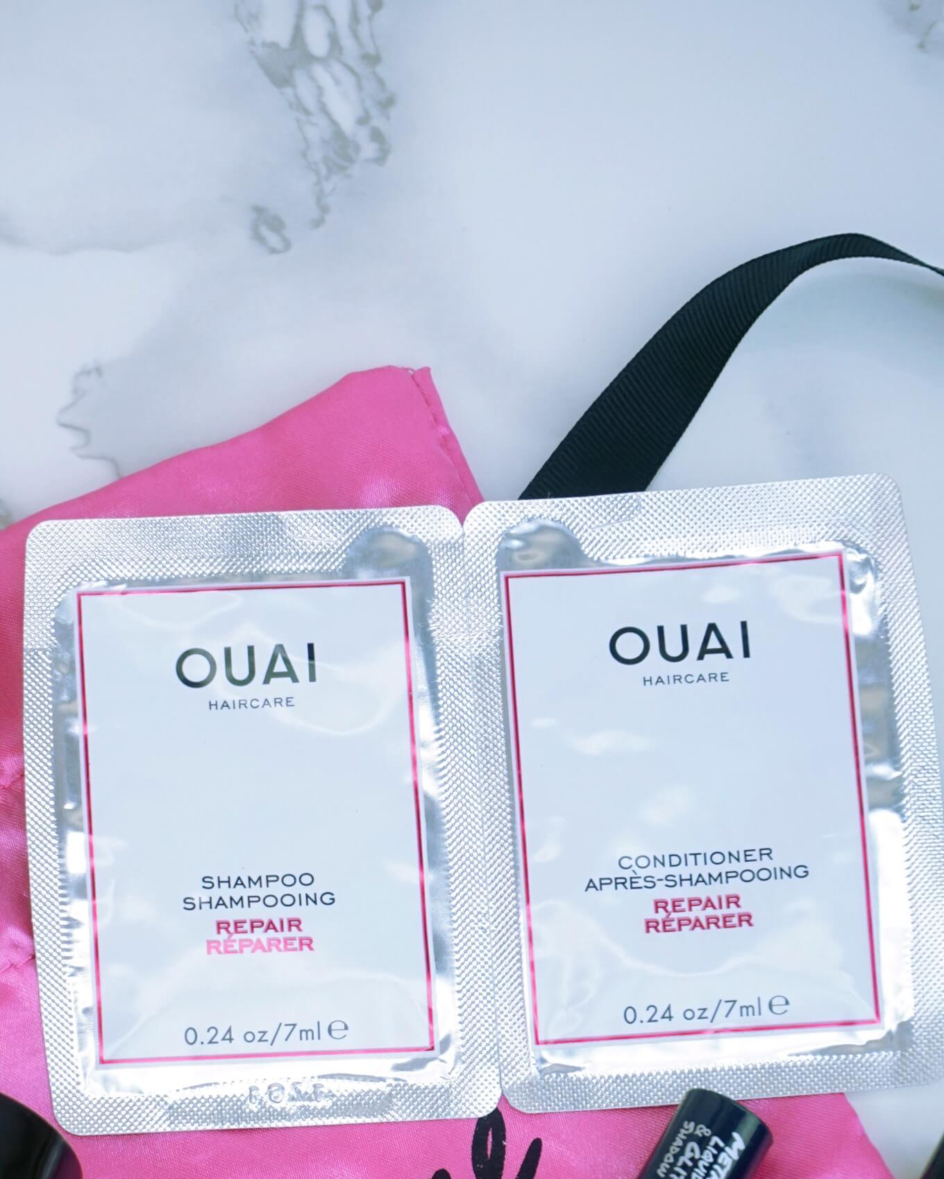 Quai Repair Shampoo and Conditioner | Sephora Play Reviews Play By Sephora Review September 2017 | Chiclypoised | Chiclypoised.com
