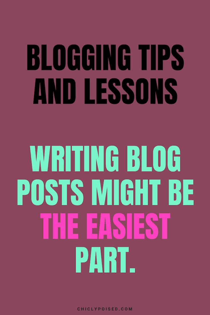Blogging Truths and Blogging Tips - 3