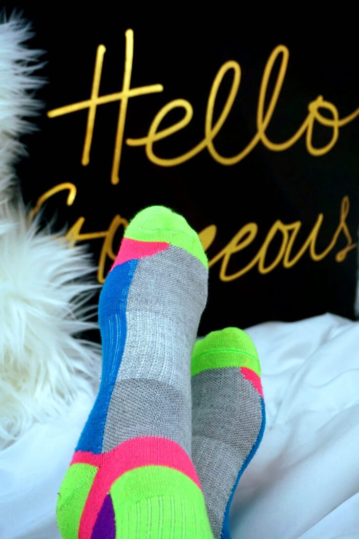 Blogging Truths and Blogging Tips For Beginners | Blogging Tips For Beginners | Colourful Socks |Chiclypoised.com