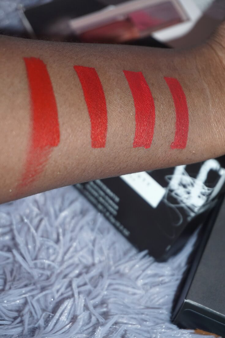 Best Transfer Proof Red Liquid Lipsticks | Chiclypoised.com