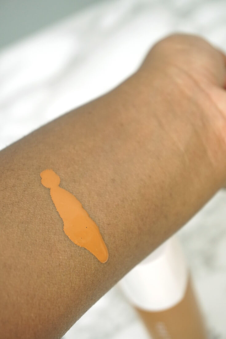 Fenty Foundation In Shade 420   Chiclypoised.com
