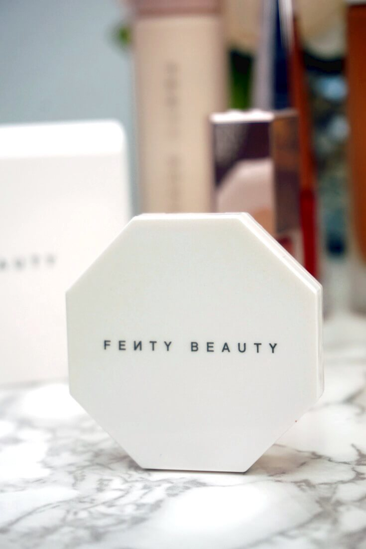Fenty Hustla Baby Highlighter   Chiclypoised Reviews1   Chiclypoised.com