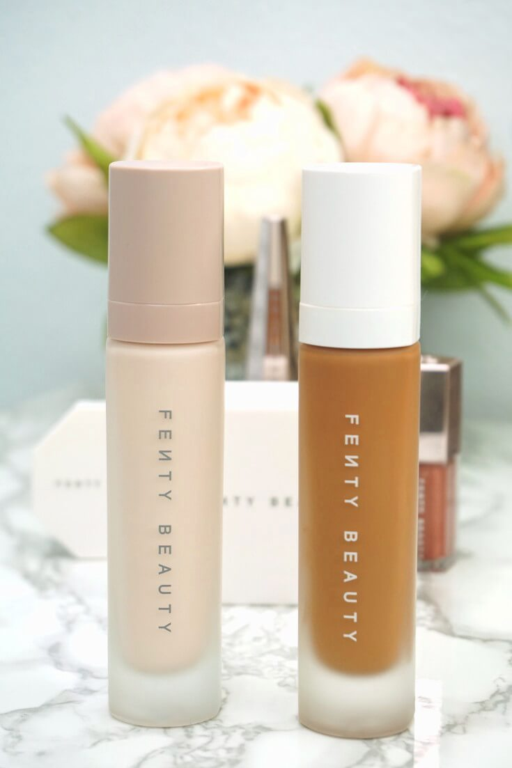 Fenty Primer and Foundation   Chiclypoised.com
