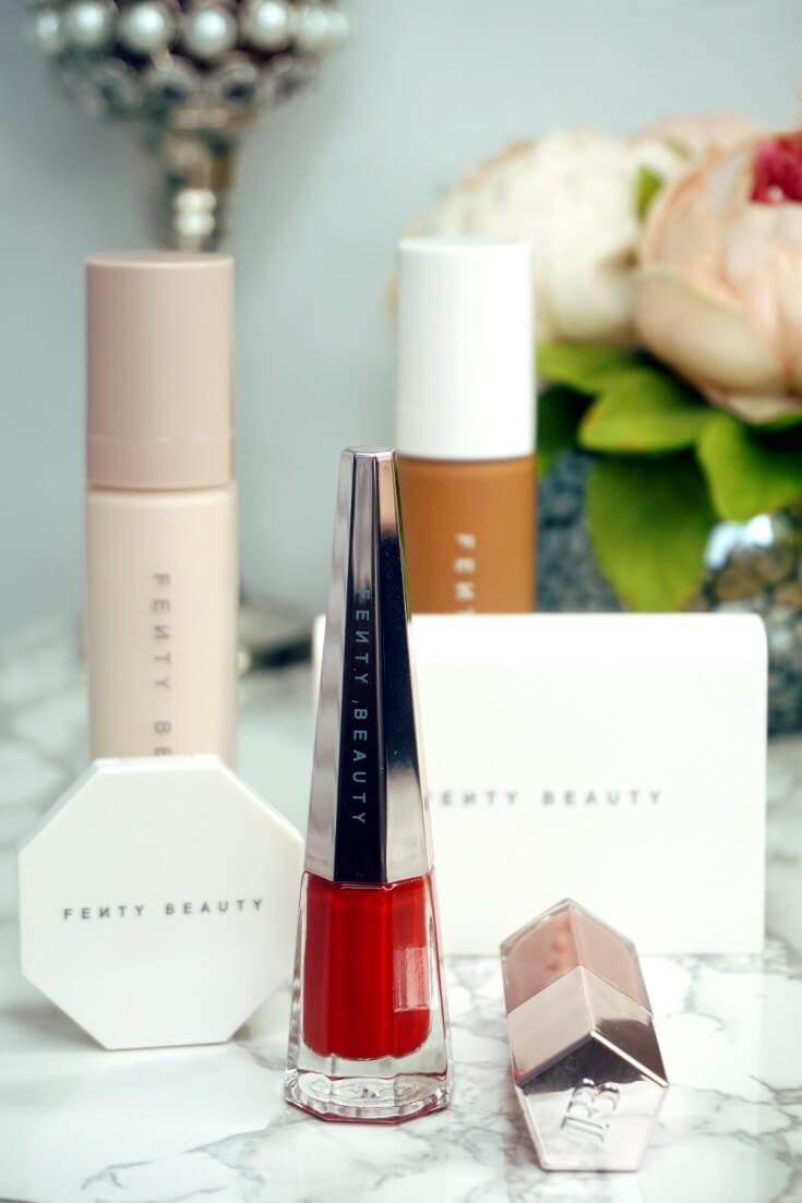Is Rihanna Fenty Beauty Worth It Or Is It All Hype   Chiclypoised.com