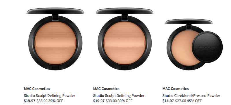 Mac Cosmetics At Nordstrom Rack | Chiclypoised.com