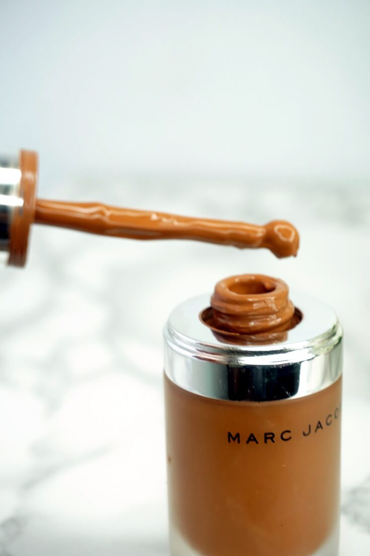 Marc Jacobs Remarcable Foundation | Dotter Applicator | Chiclypoised.com