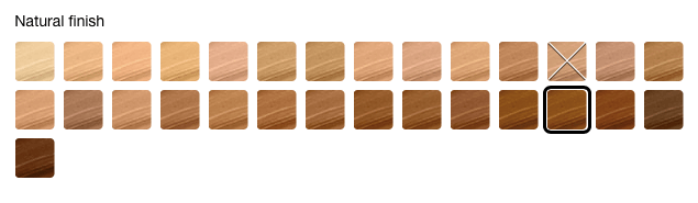 Marc Jacobs Shameless Foundation Shade Range | Chiclypoised.com