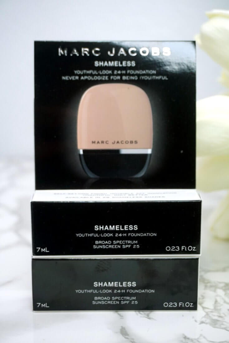 SHAMELESS Foundation Sample at Sephora | Chiclypoised.com