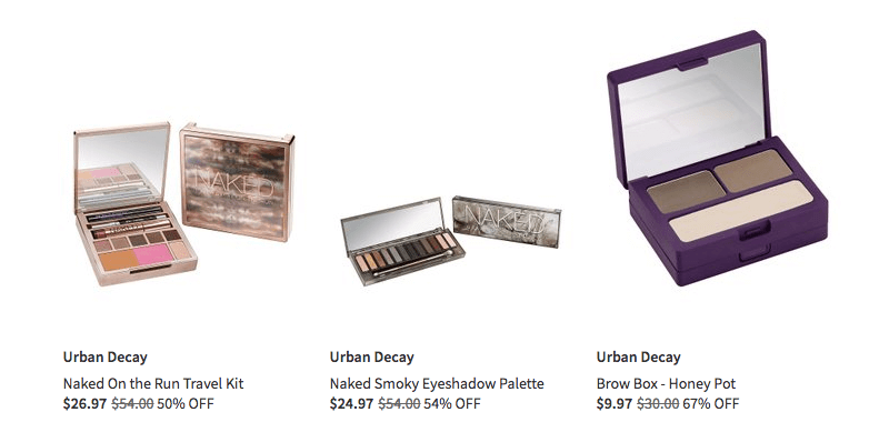 Urban Decay Smokey Palette At Nordstrom Rack Huge Discount | Chiclypoised.com