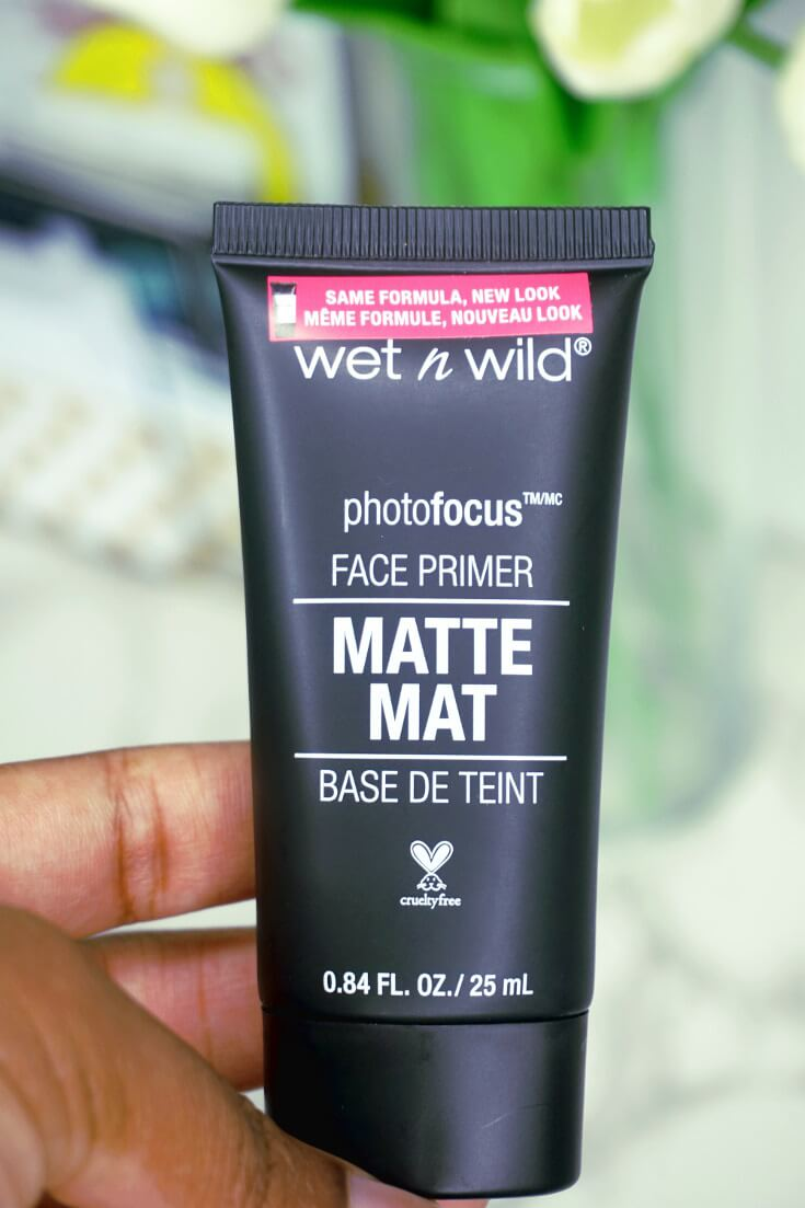 Wet N Wild Photofocus Primer Is A Dupe For Fenty Beauty Primer By Rihanna | Chiclypoised.com