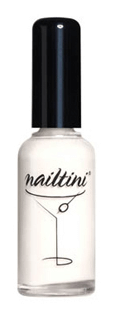 30 White Nail Polishes Under 10 Dollars | Nailtini Nail Polish Cream French White Crème | Chiclypoised.com