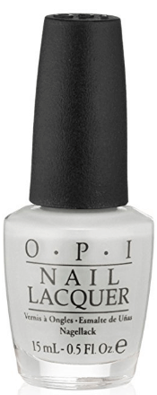 30 White Nail Polishes Under 10 Dollars | OPI Alpine Snow