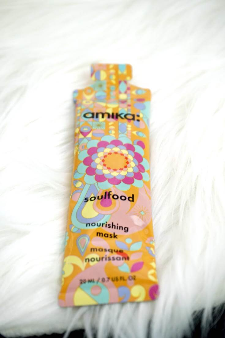 AMIKA Soulfood Nourishing Mask Review | Chiclypoised.com