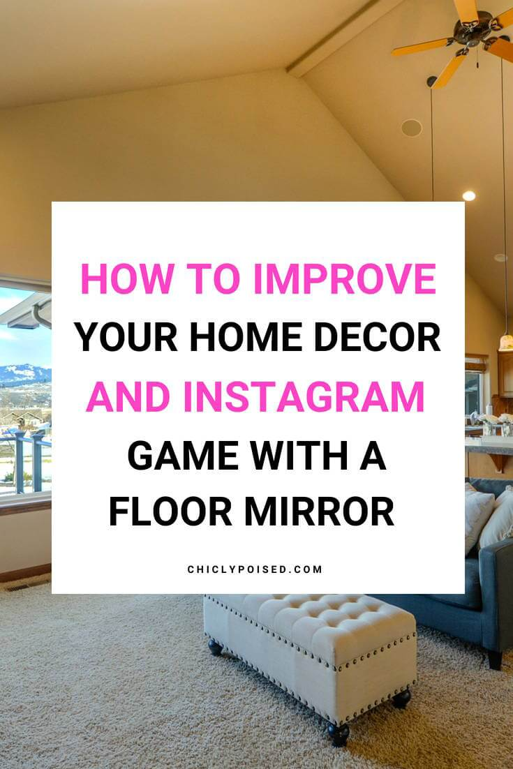 How To Improve Your Home Decor And Instagram Game