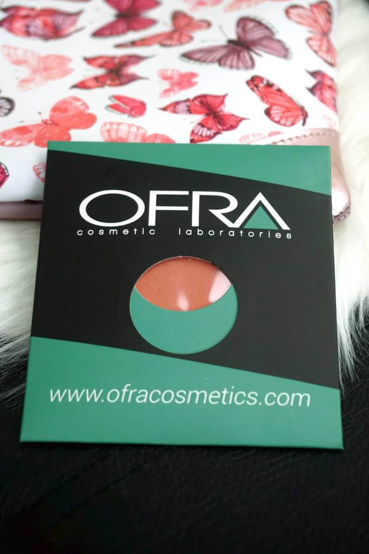 Ipsy Reviews April 2018 Ipsy Glam Bag | OFRA COSMETICS Blush in Chameleon | Chiclypoised.com