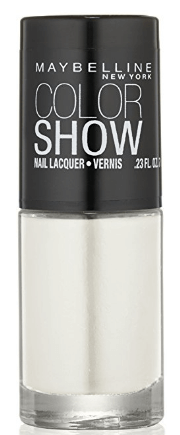 Maybelline New York Color Show Nail Lacquer Porcelain Party | Chiclypoised.com