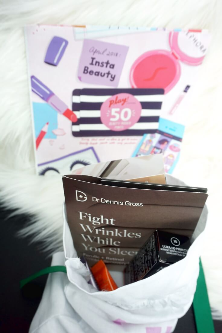 Sephora Play April 2018 | Chiclypoised.com