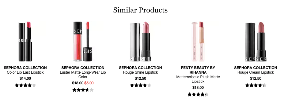 Sephora Rouge Matte Lipstick Are Discontinued | Chiclypoised.com
