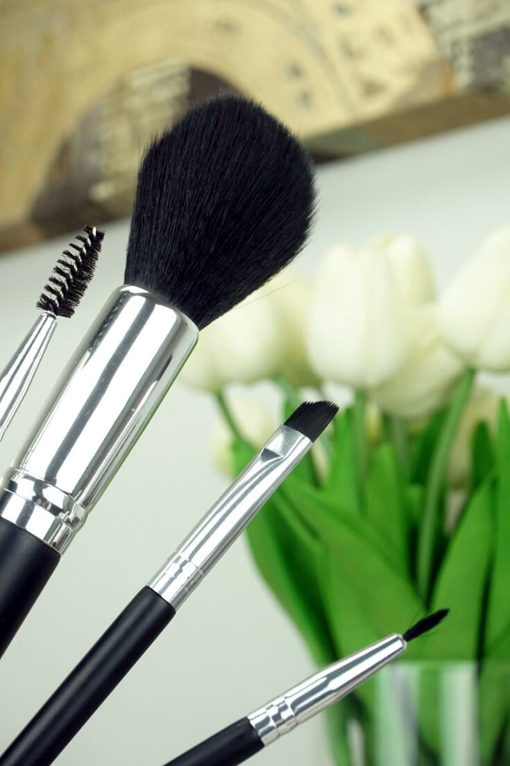 Aesthetica Brushes Review | Chiclypoised.com