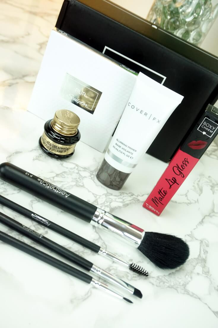 Boxy Charm May 2018 |Chiclypoised.com