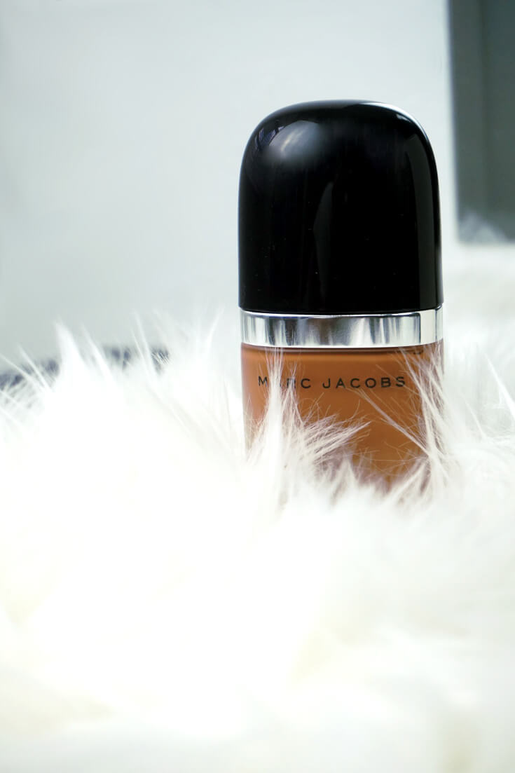 Marc Jacobs Genius Gel Foundation Discontinued What A Bummer | Chiclypoised.com