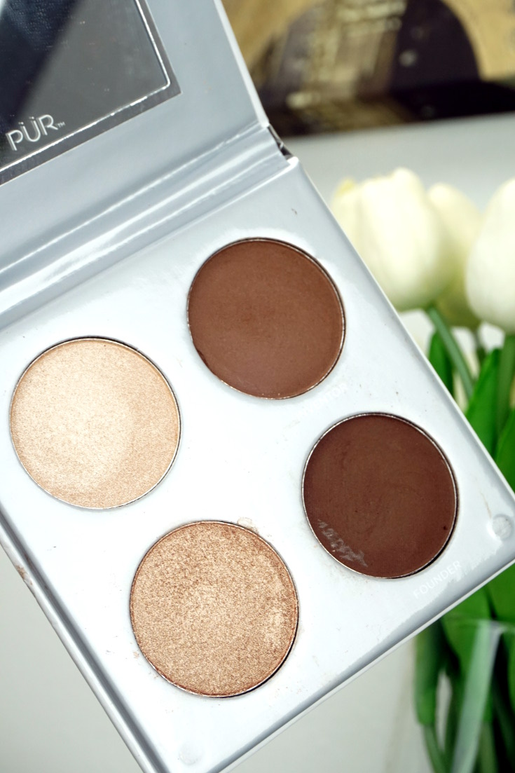 PUR The Complexion Authority - Sculptor Palette | Chiclypoised.com