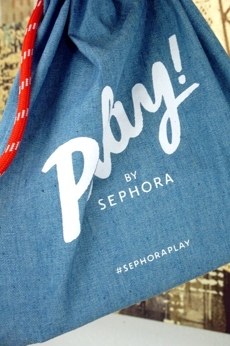 Sephora Play Anniversary Bag Play By Sephora Review May 2018 | Chiclypoised.com