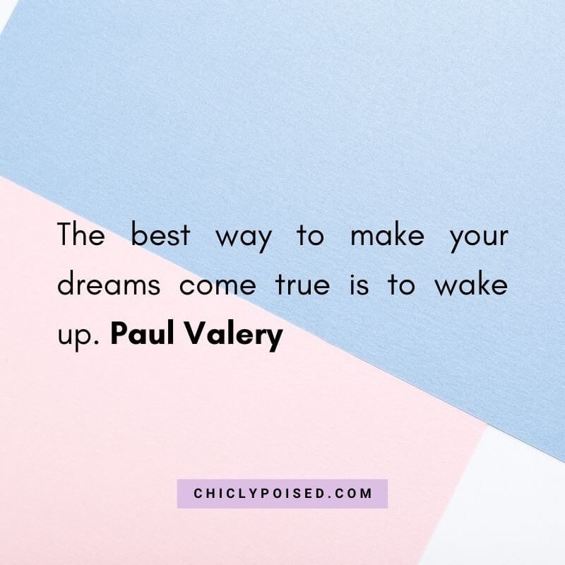 Dream Chaser Quote By Paul Valery 9 of 10