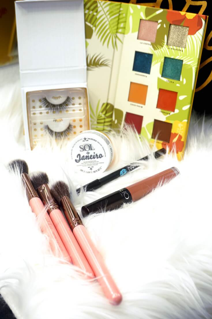 Boxy Charm June 2018 Unboxing Products