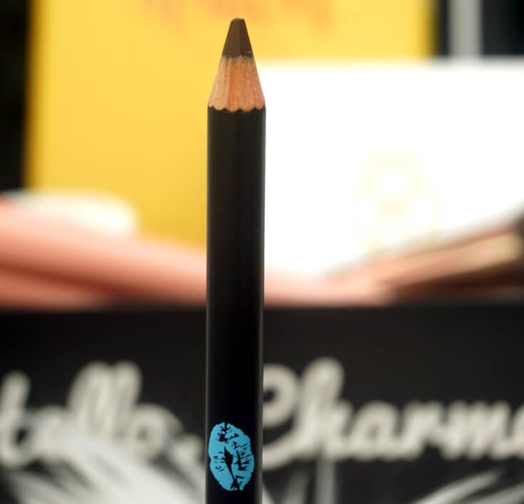 Brown Jonteblu Waterproof Eyeliner Pencil