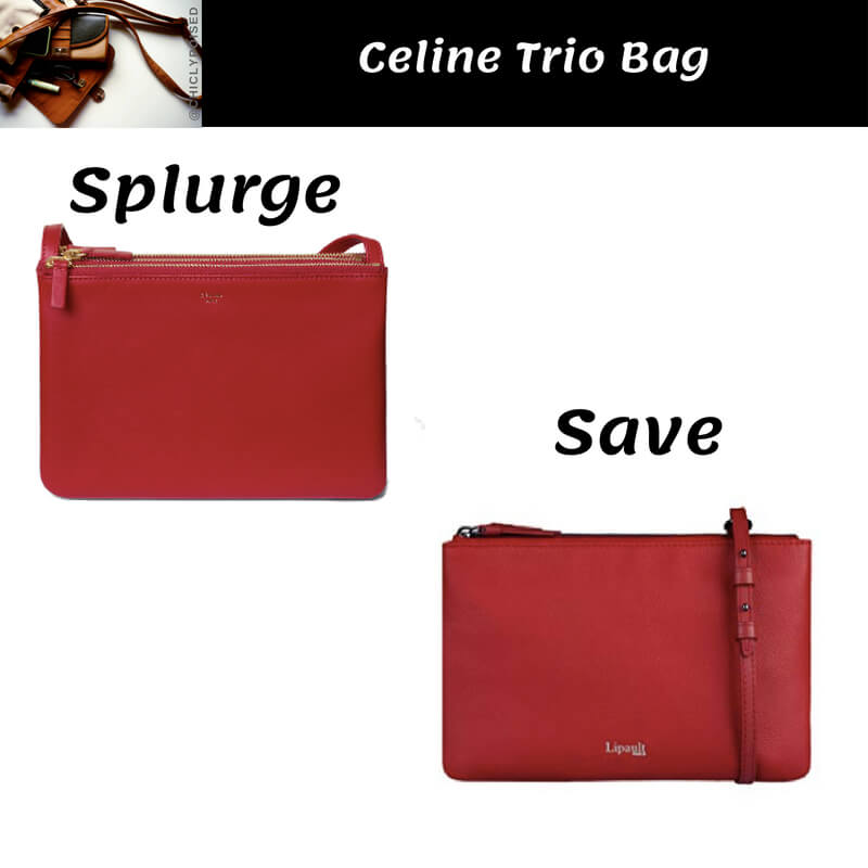 Celine Trio Bag Dupe