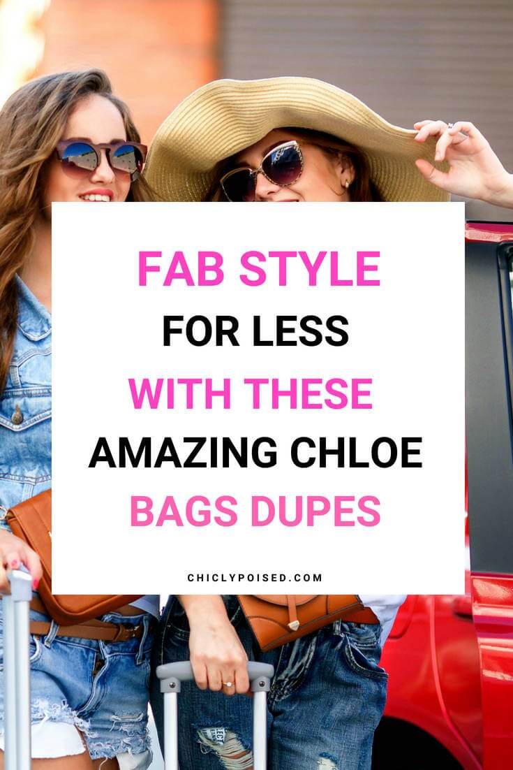 Chloe Bags Dupes For Less