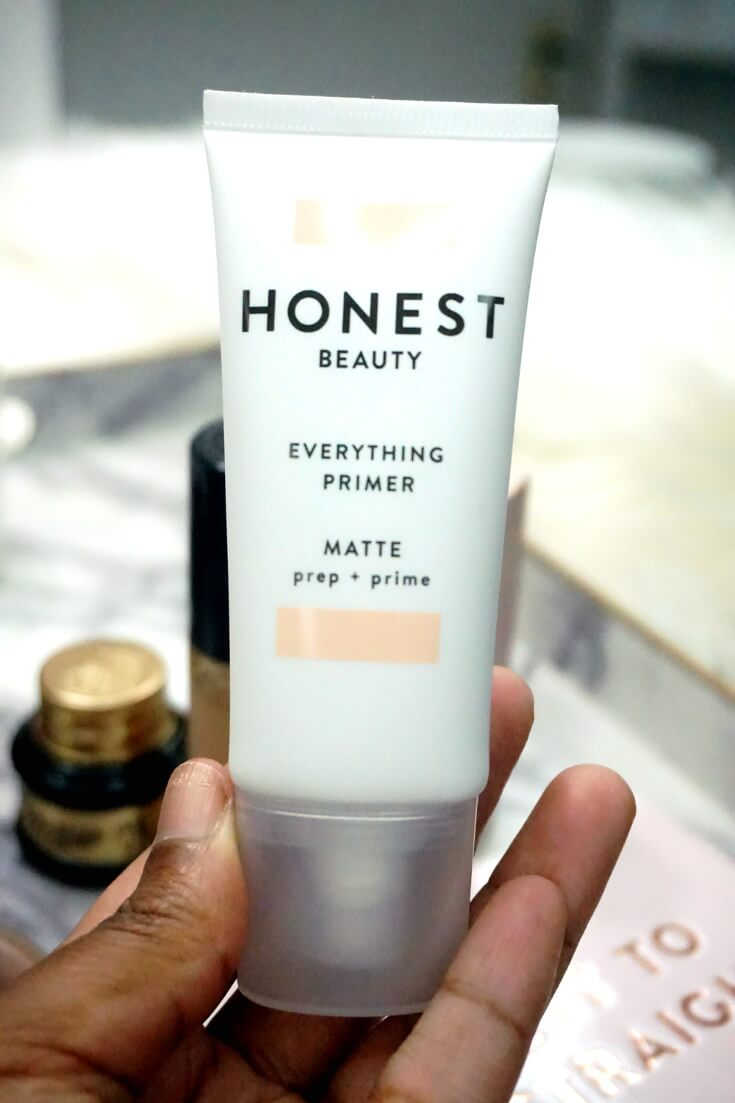 Honestly Honest Beauty Primer Fenty Primer Dupe