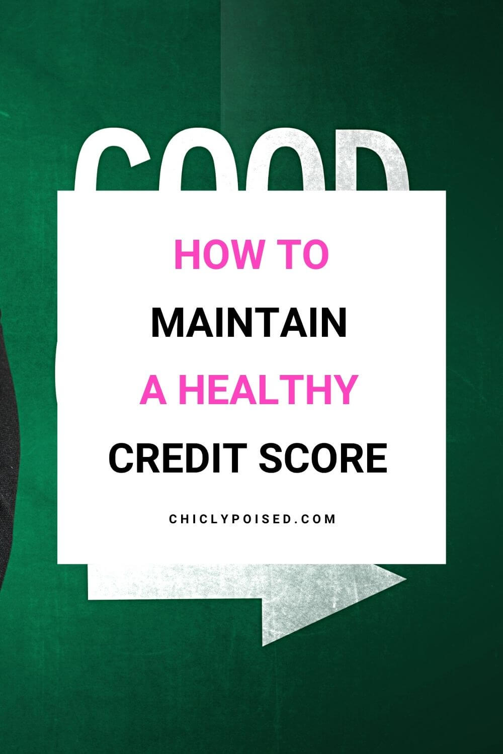 Credit Score Tips 2 of 3